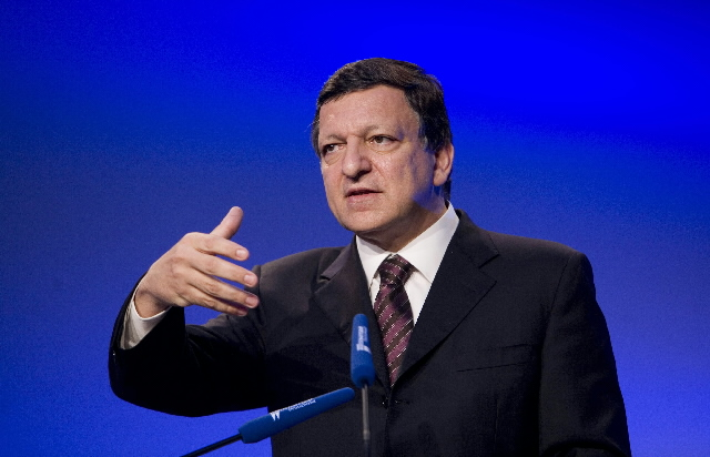 Participation of José Manuel Barroso, President of the EC, in the Wirtschaftsrat Economic Conference 2008