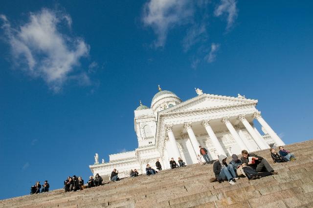 The capitals of the EU: Helsinki