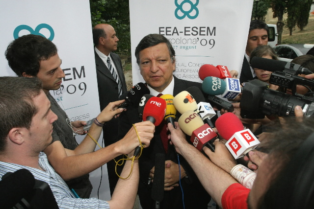 Speech by José Manuel Barroso, President of the EC, at the World Economic Forum of the EEA-ESEM