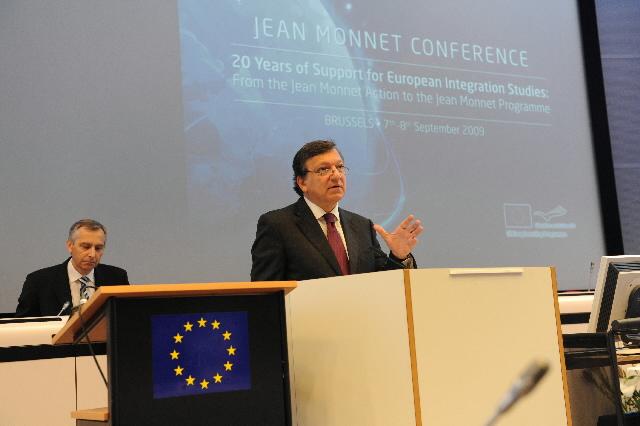 World Jean Monnet Conference 2009