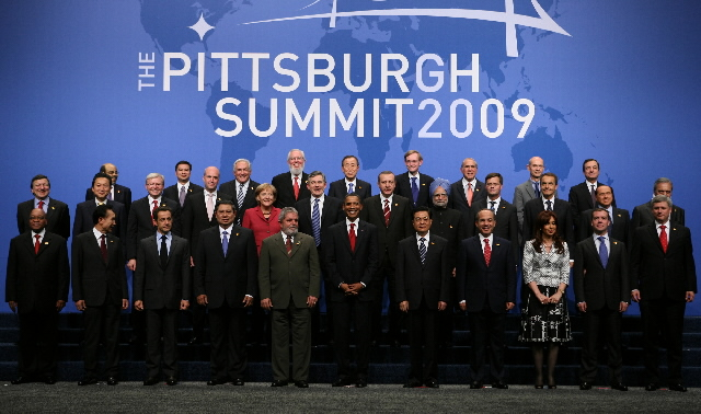 G20 Summit in Pittsburgh