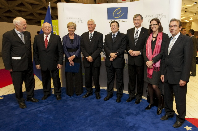 60th anniversary of the Council of Europe
