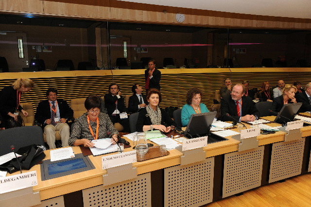 Participation of Androulla Vassiliou, Member of the EC, at the High level session on the sustainable healthcare systems