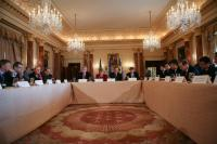 First meeting of the Energy Council