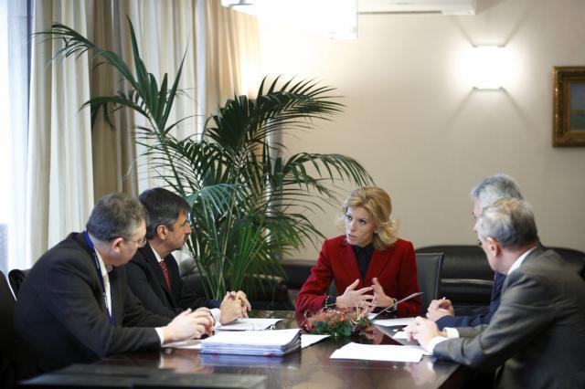 Rumiana Jeleva, Member designate of the EC