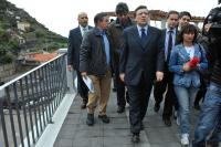 Visit of José Manuel Barroso, President of the EC, to Madeira
