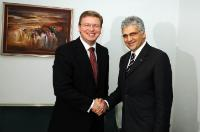 Visit of Stefan Fule, Member of the EC, to Tunisia
