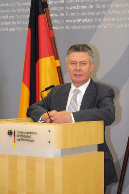 Visit of Karel De Gucht, Member of the EC, to Germany