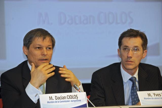 Participation of Maroš Šefčovič, Vice-President of the EC, and Dacian Cioloş, Member of the EC, at a plenary session of the EESC