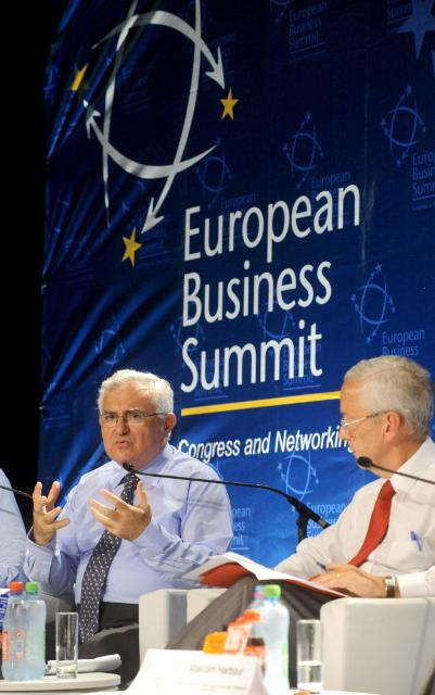 8th European Business Summit