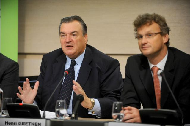 Conférence de presse de la Cour des comptes sur le rapport spécial: L'analyse d'impact dans les institutions européennes: soutient-elle la prise de décision?