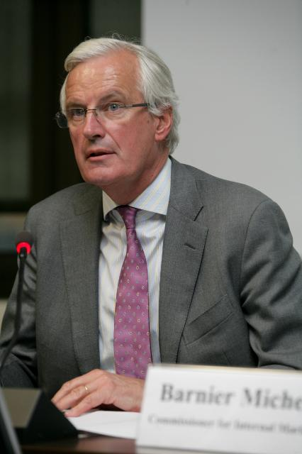 Speech by Michel Barnier, Member of the EC, on Regulating Gambling: The Role of the Authority