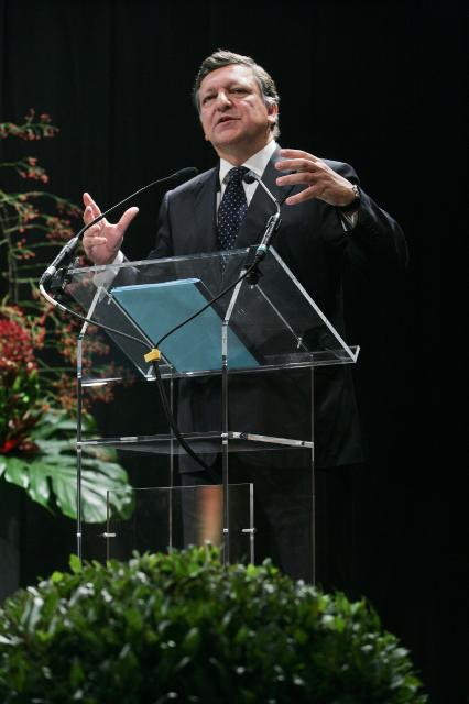 Participation of José Manuel Barroso, President of the EC, at the Friends of Europe meeting