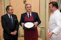 Participation d'Antonio Tajani, vice-président de la CE, à l'initiative