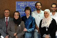 Participation of Catherine Ashton, Vice-President of the EC, in the opening of the office of the EU mission to Libya