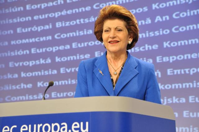 Press conference by Androulla Vassiliou, Member of the EC, on the statistics for the Erasmus exchange programme