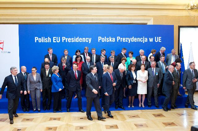 Inaugural meeting of the Polish Presidency of the Council of the EU with the EC