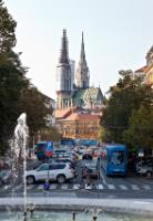 Zagreb, capital of Croatia