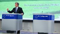 Press conference by Dacian Cioloş, Member of the EC, on the draft reform of the CAP post-2013