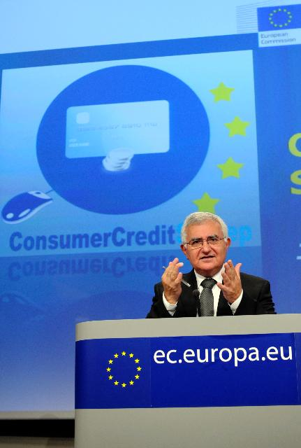 Joint press conference by John Dalli and Teresa Moreira on the initial findings of the 2011