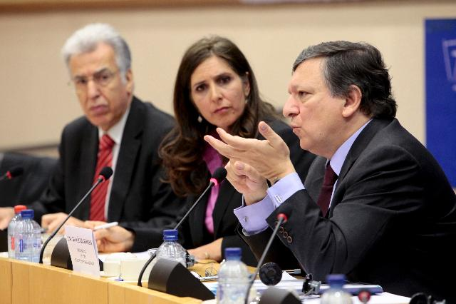 Participation of José Manuel Barroso, President of the EC, in the Ombudsman seminar