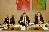 Weekly meeting of the Barroso II Commision