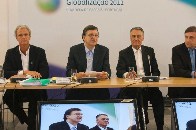 Participation of José Manuel Barroso, President of the EC, in the Globalisation Council 2012