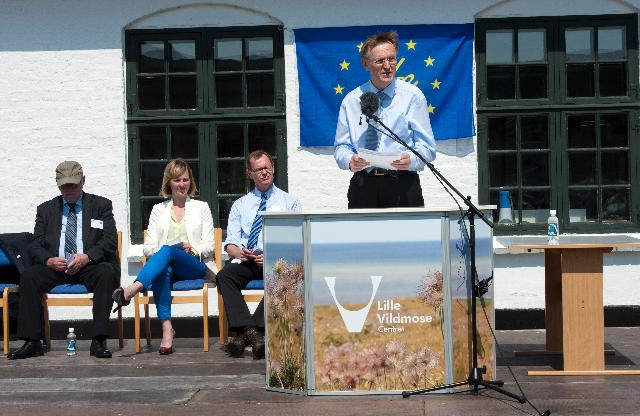 Participation of Janez Potočnik, Member of the EC, at the 20th anniversary of the Habitats Directive and LIFE, the EU financing programme for the environment
