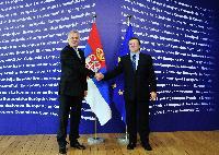 Visit of Tomislav Nikolić, President of Serbia, to the EC