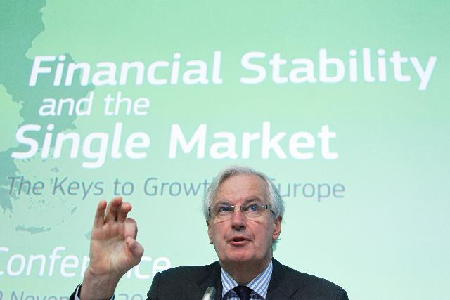 Participation of Michel Barnier, Member of the EC, at the conference