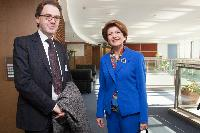 Visit of Jonathan Mills, Festival Director and Chief Executive of the Edinburgh International Festival, to the EC