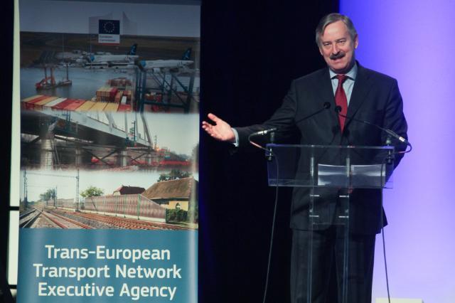 Participation of Siim Kallas, Vice-President of the EC, in the TEN-T Info Day 2012