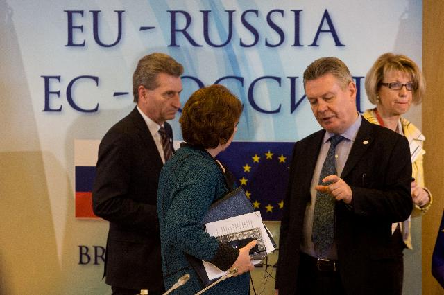 EU/Russia Summit, 20-21/12/2012