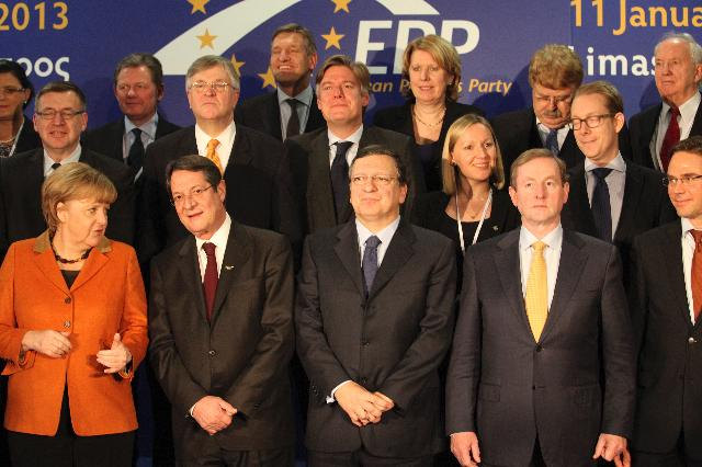 EPP Summit, 11/01/2013