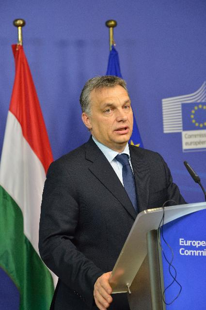 Visit of Viktor Orbán, Hungarian Prime Minister, to the EC
