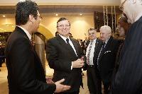 Participation de José Manuel Barroso, président de la CE, à la conférence publique de commémoration des 50 ans de relations diplomatiques UE/Corée du Sud