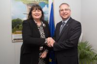 Visit of Gary Goodyear, Canadian Minister of State for Science and Technology, to the EC
