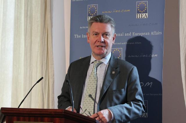 Visit of Karel De Gucht, Member of the EC, to Ireland