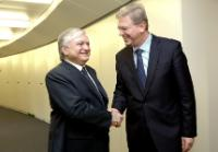 Visit of Edward Nalbandian, Armenian Minister for Foreign Affairs, to the EC