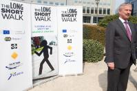 Participation of Siim Kallas, Vice-President of the EC, in the 'Long Short Walk' for road safety