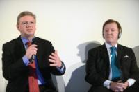 Dialogue avec les citoyens à Prague avec Štefan Füle
