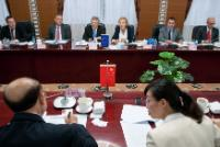 Visit of Tonio Borg, Member of the EC, to China