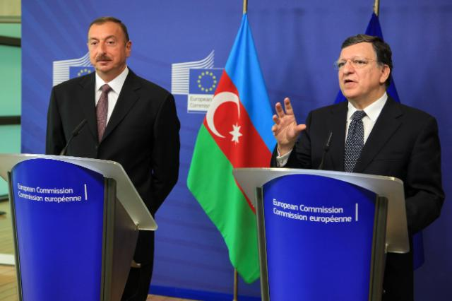 Visit of Ilham Aliyev, President of Azerbaijan, to the EC