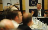 Visit by Karel De Gucht, Member of the EC, to Kenya
