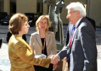 Visit of Catherine Ashton, Vice-President of the EC, to Lithuania