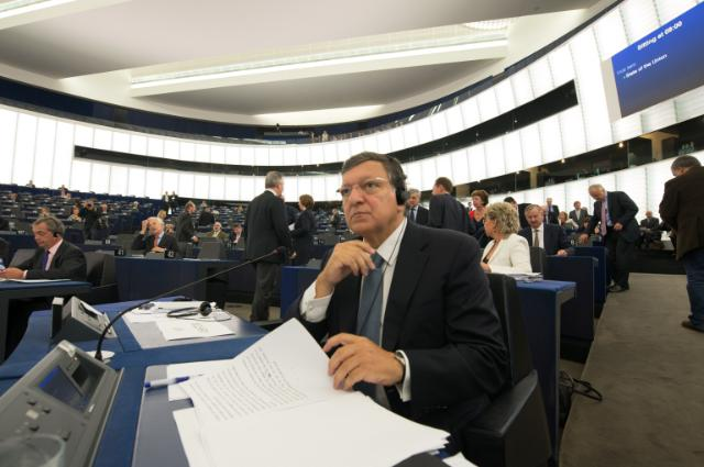 State of the Union Address 2013 by José Manuel Barroso, President of the EC