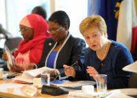 Participation of Kristalina Georgieva and Štefan Füle, Members of the EC, at several conferences organised in the framework of the 68th General Assembly of the United Nations