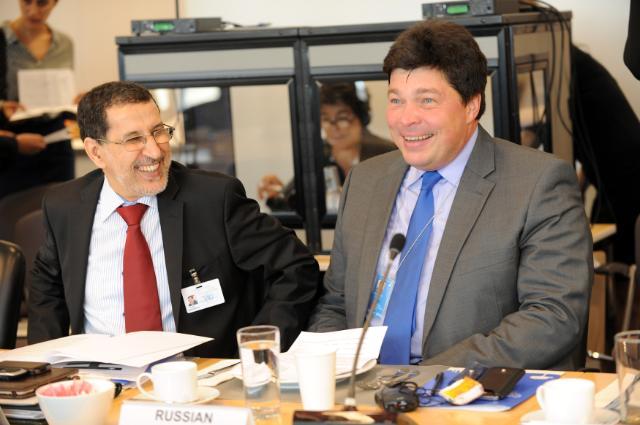 Participation de Kristalina Georgieva et Štefan Füle, membres de la CE, à plusieurs conférences organisées dans le cadre de la 68e Assemblée générale des Nations unies