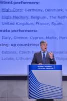 Press conference by Antonio Tajani, Member of the EC, following the publication of two annual EC industrial Competitiveness reports