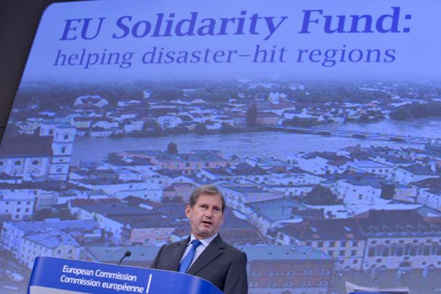 EU Solidarity Fund: Commission moves to help Germany, Austria, the Czech Republic and Romania after flood and drought disasters